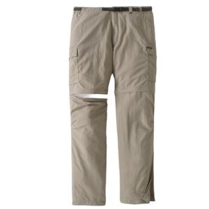 REI Sahara hiking pants converts to shorts 14 P